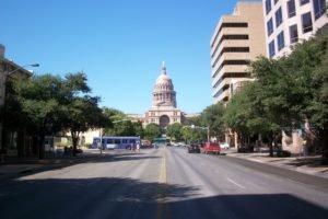 Austin road, car rental