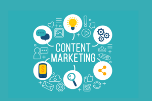 What is the role of content marketing in the Marketing of Attraction?
