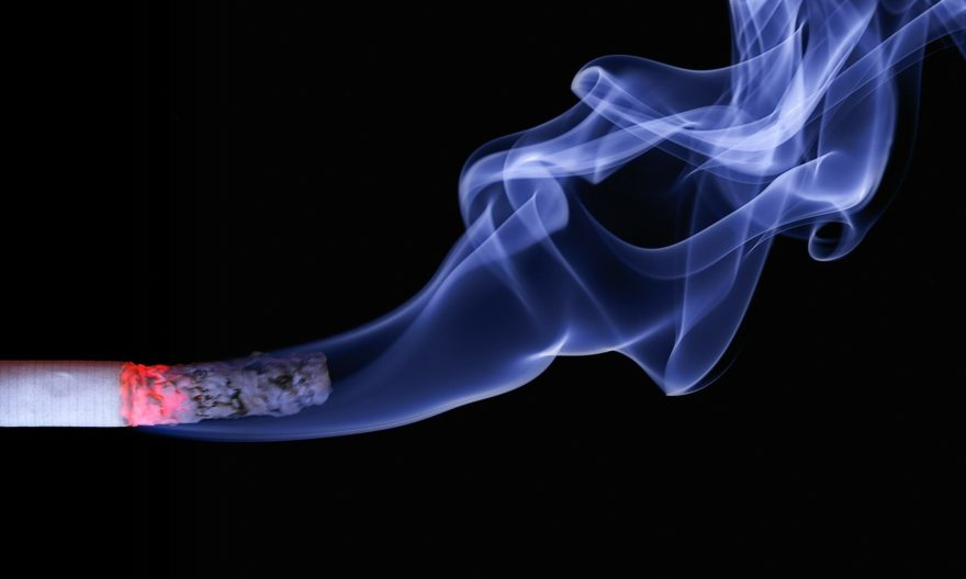 Smoking Affects Dental Health