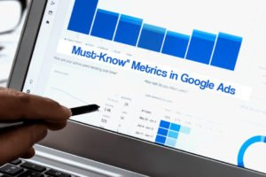 Metrics in Google Ads